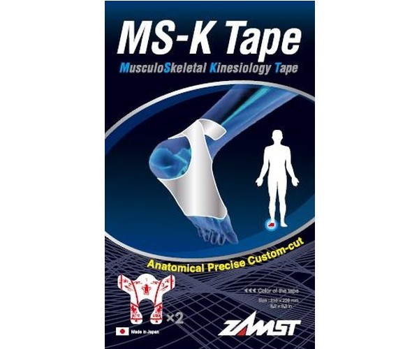 STRAPPING MS-K TAPE PIED ZAMST