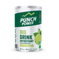 BIODRINK CITRON VERT ANTIOXYDANT BIO POT 500 Gr PUNCH POWER