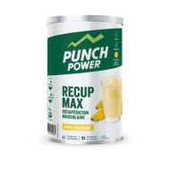 BIODRINK RÉPARATION MUSCULAIRE BANANE POT 480 Gr PUNCH POWER