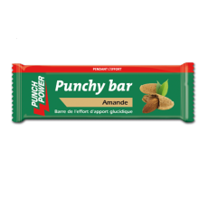 PUNCHY BAR AMANDE PUNCH POWER