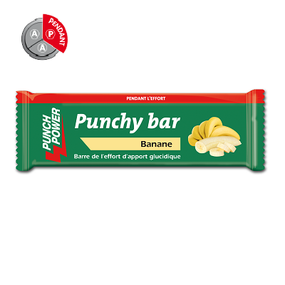 PUNCHY BAR BANANE PUNCH POWER